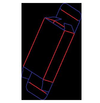 straight-line copy